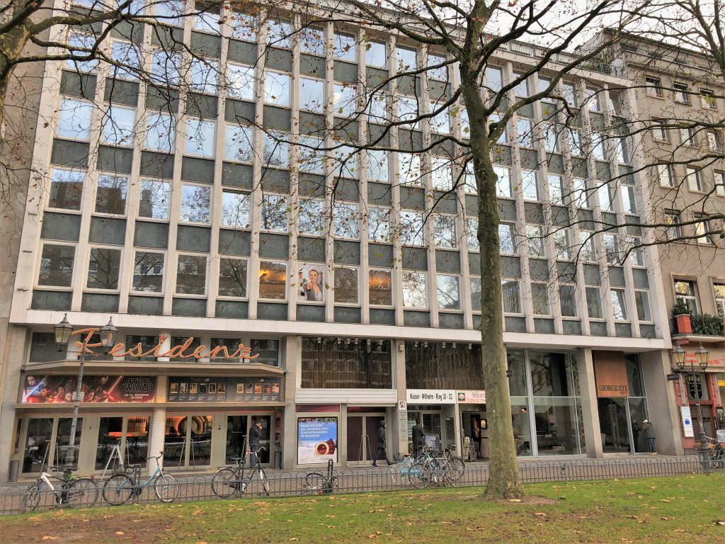 Residenz Kaiser-Wilhelm-Ring - Gewerbeverwaltung Köln