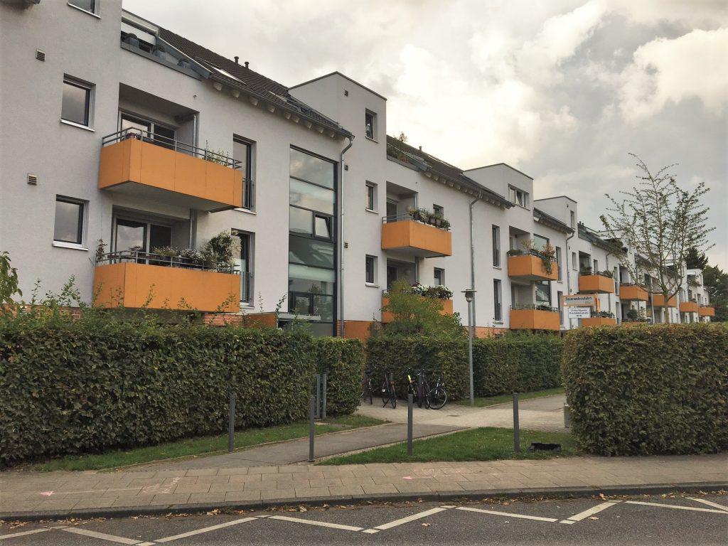 Drachenfelsstr. Straßenansicht - Hausverwaltung Köln